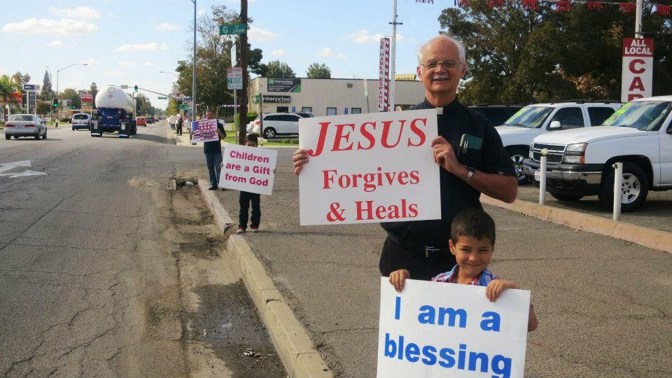 Pastoral leadership at Life Chain